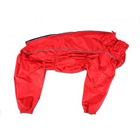 Дождевик красный Оссо для собак купить