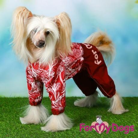 """Комбинезон """"Бордо"""" для собак купить"""