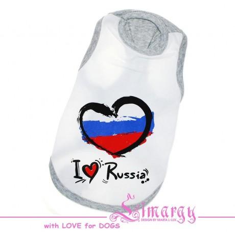 """Майка """"Russia"""""""