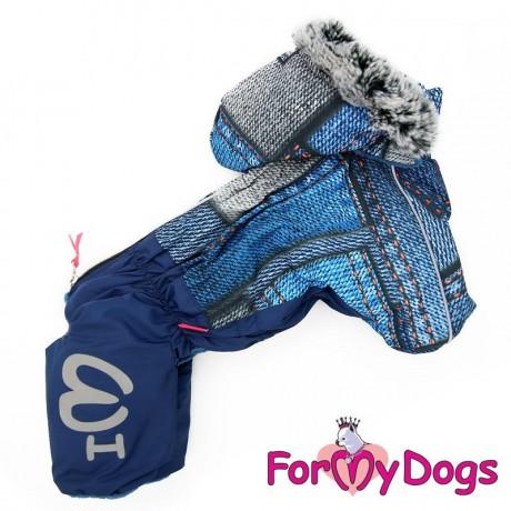 """Комбинезон """"Jeans-1"""" купить для собак"""