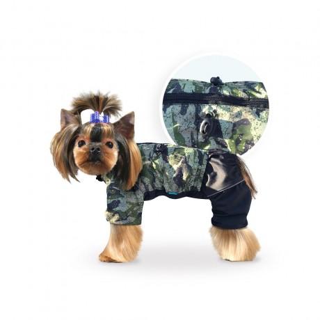 Комбинезон камуфляж для собак купить