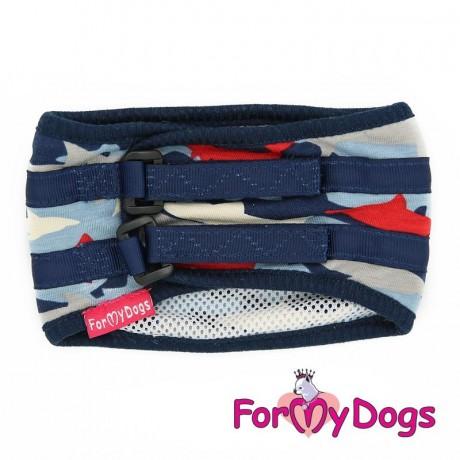 """Трусики-пояс """"Акула"""" для собак купить"""