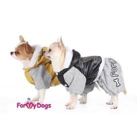 "Комбинезон ""Скелетон"" для собак купить"