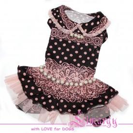 """Платье-комбинезон """"Dress""""  купить для собак"""