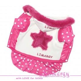 """Платье для собак Limargy """"Stars"""" теплое"""