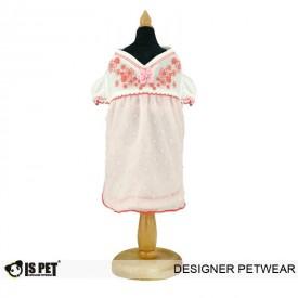 Платье Is Pet с вышивкой