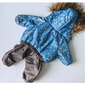 """Комбинезон для собак """"Зимний спорт"""""""