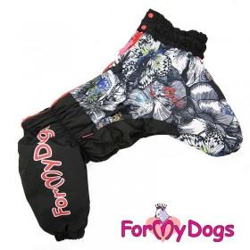 "Комбинезон для собак ForMyDogs ""Бабочки"""