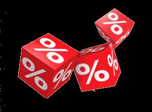 Скидка проценты кубики